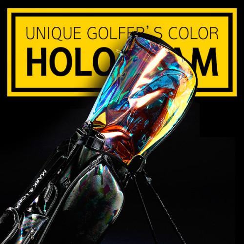 테크스킨 퓨어(투명) 골프백 후드커버 - 홀로그램 (014016002000000027)