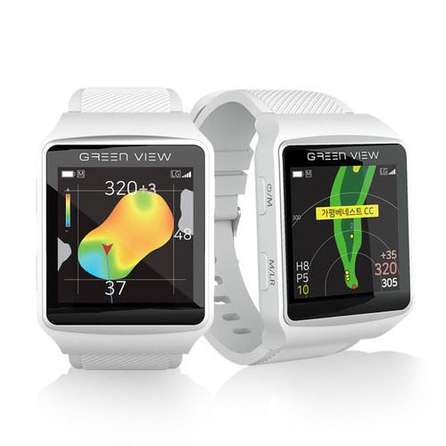 골퍼스 그린뷰 와치 골프거리측정기 ZERO 1 제로원 시계형