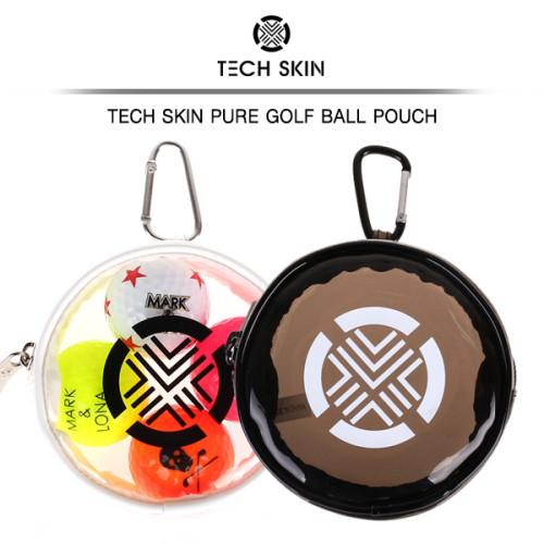 테크스킨 퓨어 골프볼 파우치 / 볼주머니 (014026001000000031)